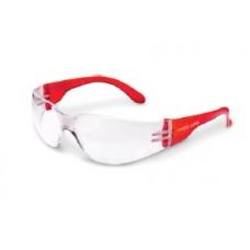 Очки защитные открытые HAMMER ACTIV StrongGlass™ (2-1,2 PC) с мягким носоупором
