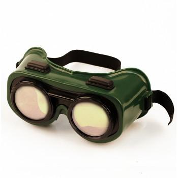 Очки закрытые н/в РОСОМЗ ЗН62-Т прозрачные (26208)