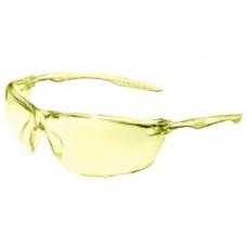 Очки защитные открытые O88 SURGUT StrongGlass™ (2-1,2 PC) светло желтые с мягким носоупором