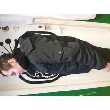 Куртка охранника зимняя (ГБР)
