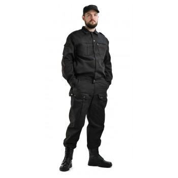 Костюм охранника Спецназ