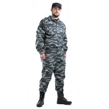 Костюм охранника Спецназ тк.смесовая ТВИЛ