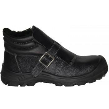 Ботинки сварщика с МП утепленные