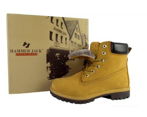 Ботинки Hammer желт.мп
