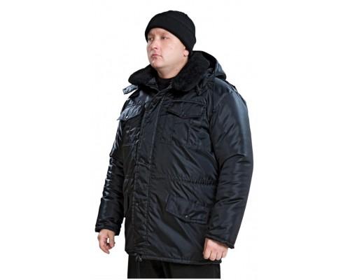 Куртка утепл. 'Охранник' удлиненная