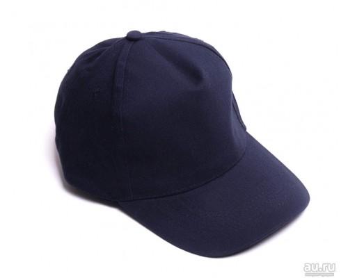 Бейсболка (т.синяя)