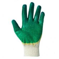Перчатки х\б двойной облив